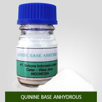 Quinine Base Anhydrous