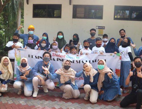 Peringatan Hari Anak Nasional di PT Sinkona Indonesia Lestari Menerapkan Protokol Kesehatan