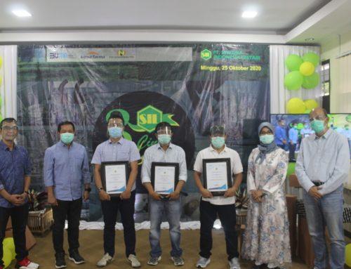 Dengan Tema Cinta Indonesia, PT SIL Rayakan HUT ke-34 di Tengah Pandemi